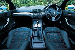BMW M3 SMG II インパネ|ニューモデル試乗
