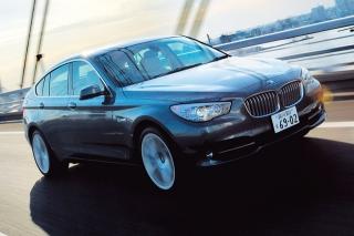 BMW 5シリーズグランツーリスモ 走り|ニューモデル試乗
