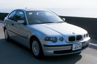 BMW 316ti 走り|ニューモデル試乗