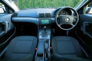 BMW 316ti インパネ|ニューモデル試乗