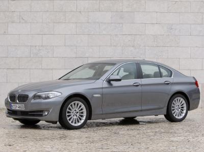 BMW 5シリーズセダン ニューモデル速報