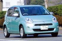 トヨタ パッソ+Hana 走り|ニューモデル試乗