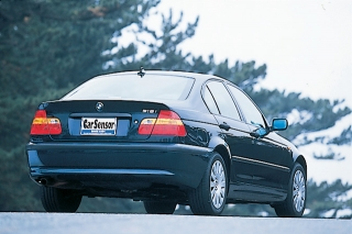 BMW 3シリーズ リアスタイル|ニューモデル試乗