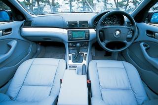 BMW 3シリーズ インパネ|ニューモデル試乗