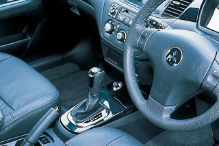 三菱 ランサーエボリューション VII GT-A シフトレバー ニューモデル試乗
