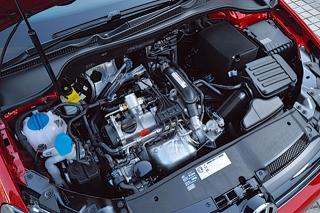 VW GOLF TSI Trendline エンジン|ニューモデル試乗