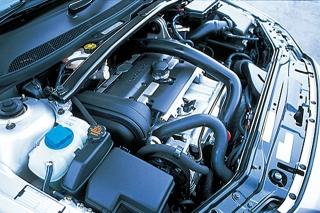 ボルボ V70 T-5スポーツ エンジン|ニューモデル試乗