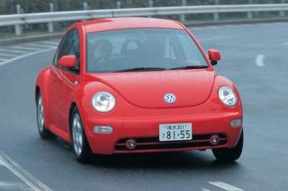 VW ニュービートル ターボ 走り|ニューモデル試乗