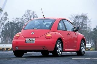 VW ニュービートル ターボ リアスタイル|ニューモデル試乗