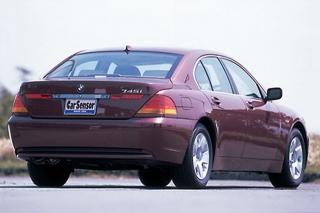 BMW 7シリーズ リアスタイル|ニューモデル試乗