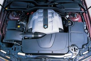 BMW 7シリーズ エンジン|ニューモデル試乗