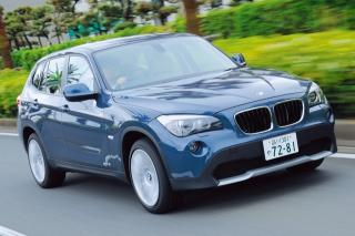 BMW X1 走り|ニューモデル試乗