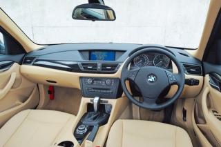 BMW X1 インパネ|ニューモデル試乗