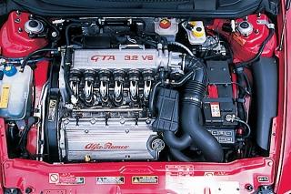 アルファロメオ アルファ156 GTA エンジン ニューモデル試乗