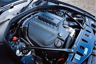 BMW5シリーズ エンジン|ニューモデル試乗