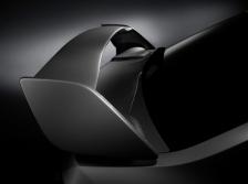 スバル インプレッサWRX STI 4ドア リアスポイラー ニューモデル速報
