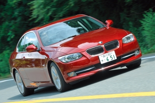 BMW 325i Coupe 走り|ニューモデル試乗