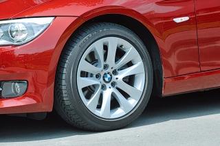BMW 325i Coupe ホイール|ニューモデル試乗