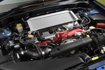 スバル インプレッサ WRX STI 4ドア エンジン ニューモデル試乗