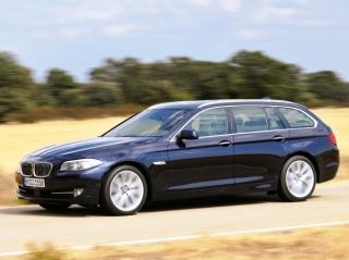 BMW 5シリーズ ツーリング|ニューモデル速報