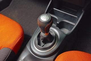 ホンダ フィット RS シフトストローク|ニューモデル試乗