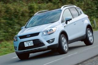 フォード クーガ 走り|ニューモデル試乗