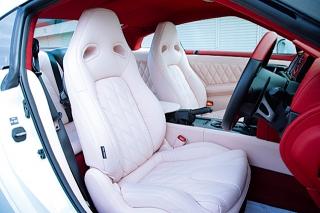 日産 GT-R フロントシート|ニューモデル試乗