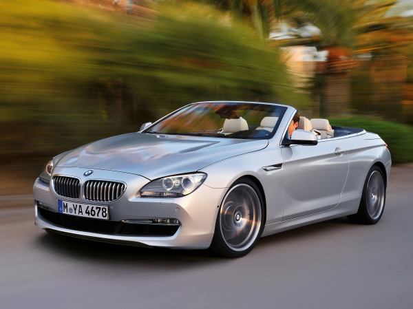 BMW 6シリーズカブリオレ【フルモデルチェンジ】:新型車速報・新車情報 日刊カーセンサー