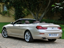 BMW 6シリーズ カブリオレ リアスタイル|ニューモデル速報