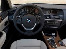 BMW X3 インパネ|ニューモデル速報