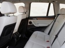 BMW X3 シート|ニューモデル速報
