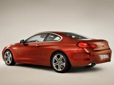 BMW 6シリーズクーペ リアスタイル|ニューモデル速報