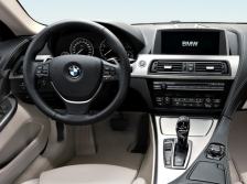 BMW 6シリーズクーペ インパネ|ニューモデル速報