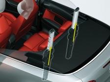 VW ゴルフカブリオレ ロールオーバープロテクションシステム|ニューモデル速報