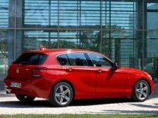 BMW 1シリーズ リアスタイル|ニューモデル速報