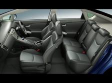 トヨタ プリウスプラグインハイブリッド シート|ニューモデル速報