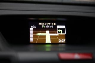 ホンダ CR-V センターディスプレイ|ニューモデル試乗