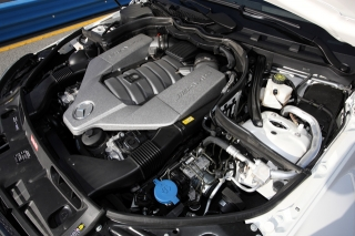 メルセデス・ベンツC63AMGクーペ ブラックシリーズ エンジン|ニューモデル試乗
