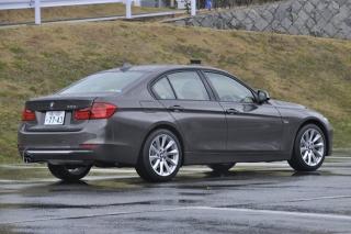 BMW 328i リアスタイル|ニューモデル試乗