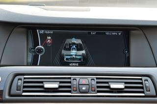 BMW アクティブハイブリッド5 モニター|ニューモデル試乗