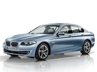 BMW ActiveHybrid5|ニューモデル速報