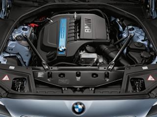 BMW ActiveHybrid5 エンジン|ニューモデル速報