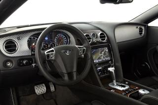 ベントレーコンチネンタルGT V8 インパネ|ニューモデル試乗