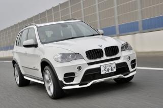 BMW X5 xドライブ35d ブルーパフォーマンス 走り|ニューモデル試乗