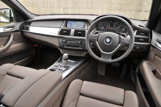 BMW X5 xドライブ35d ブルーパフォーマンス インパネ|ニューモデル試乗