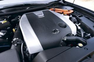 レクサス GS450h エンジン|ニューモデル試乗