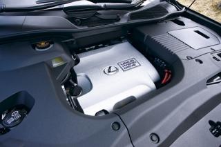 レクサス RX450h エンジン|ニューモデル試乗