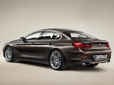 BMW 6シリーズグランクーペ リアスタイル|ニューモデル速報