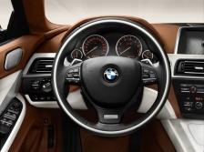 BMW 6シリーズグランクーペ インパネ|ニューモデル速報