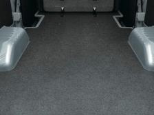 日産 NV350キャラバン 室内|ニューモデル速報